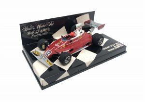 Ferrari 312 T Lauda World Champion 1975