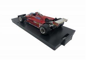 Ferrari 126CK Turbo Gilles Villeneuve - GP Montecarlo 1981