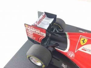 Ferrari SF15-T Vettel