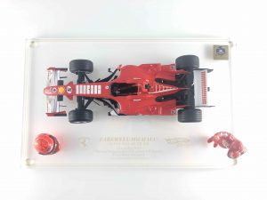 Schumacher End of Career