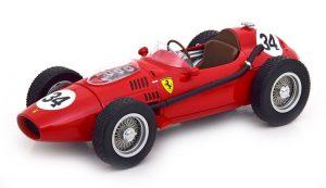 FERRARI DINO 246 F1 LUIGI MUSSO 1958 CMR