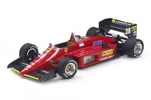 Ferrari 156:85 #28 Arnoux