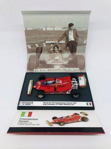 Ferrari 312 T5 Presentazione Fiorano 1979