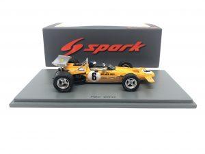 McLaren M14A Canadian GP 1970 Peter Gethin