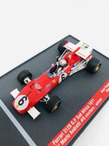 Ferrari 312B GP Sud Africa 1971 Mario Andretti